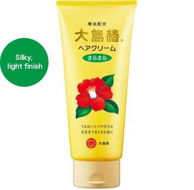 OSHIMA TSUBAKI Hair Cream (Light)