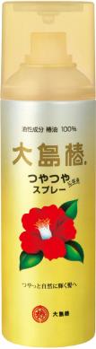 OSHIMA TSUBAKI Hair Spray